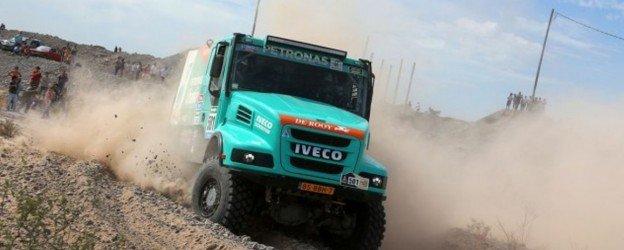 Автомобиль экипажа Iveco