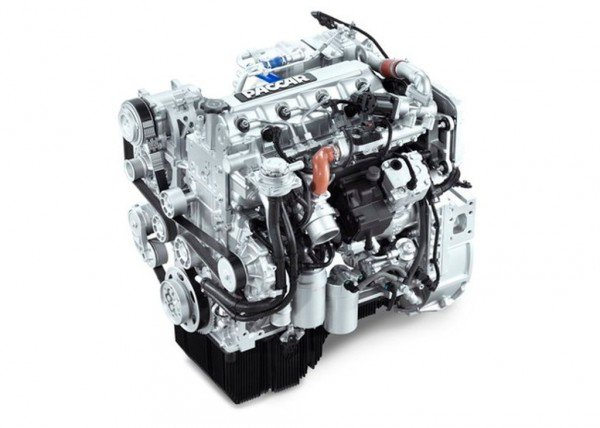 Двигатель PACCAR PX-7