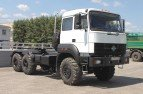 Тягач Урал-6370