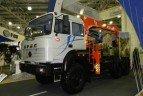Урал-6370 автокран