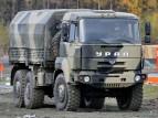 Урал-6370 военной модификации