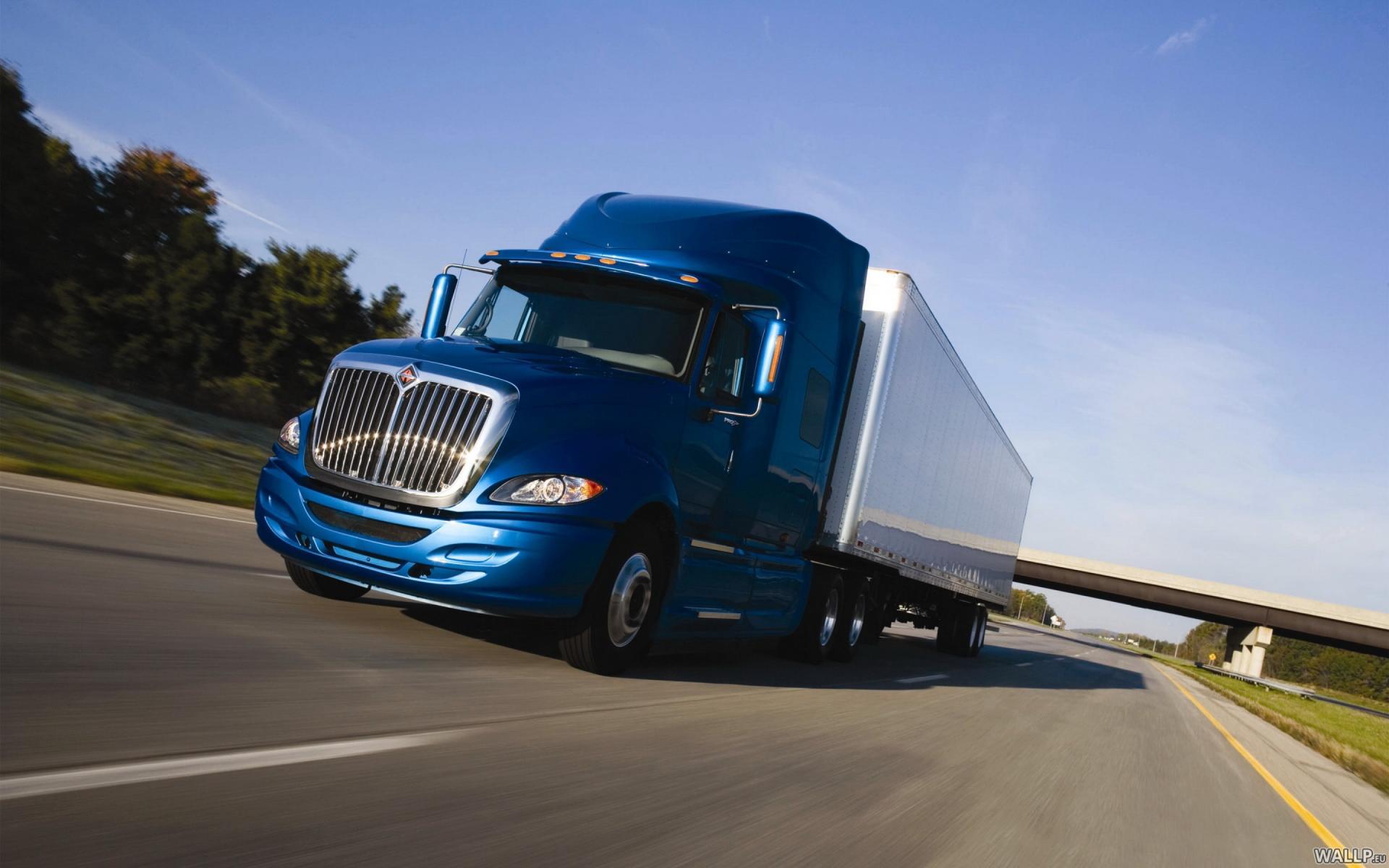 International Trucks запустила в производство новые грузовики НХ