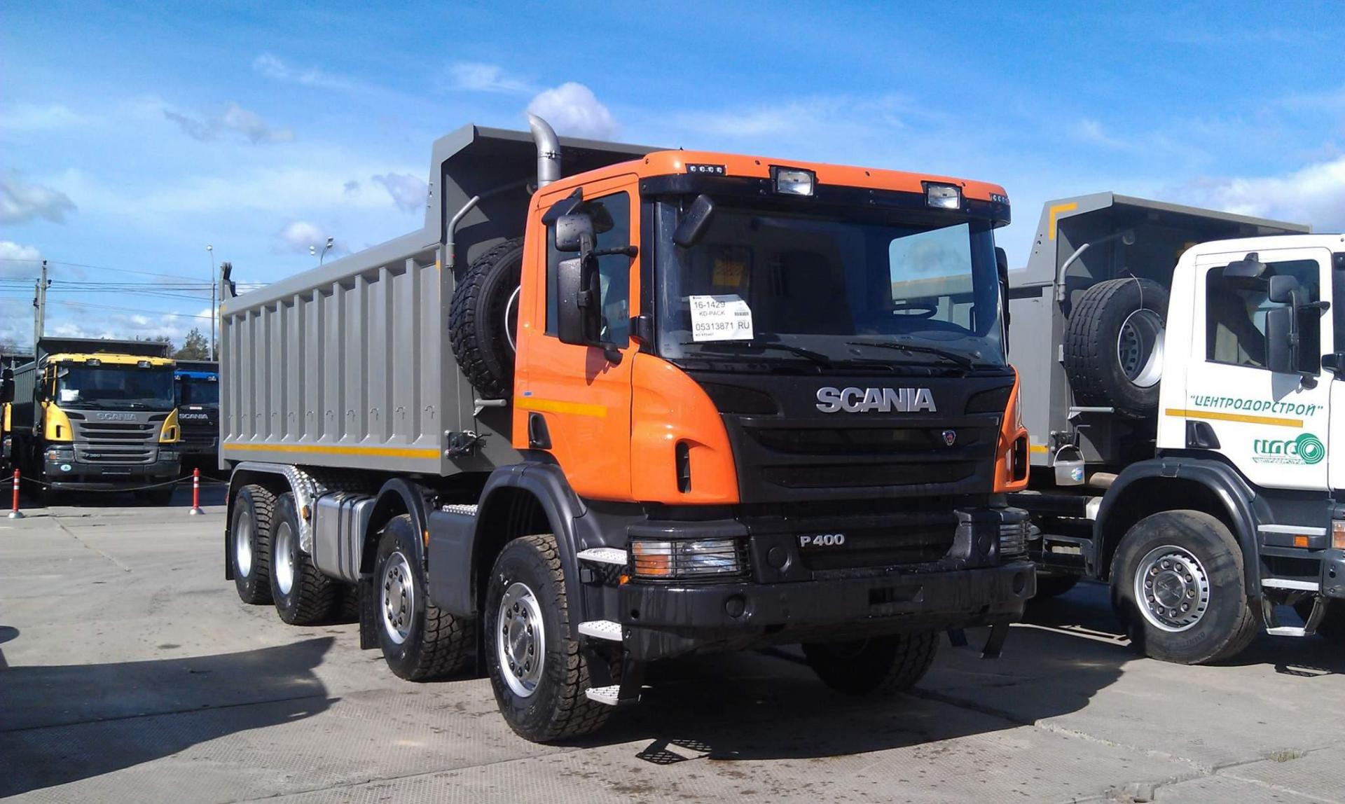 Scania Astator