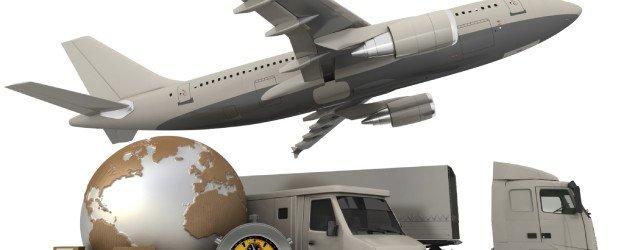 3D изображения автомобилей, самолета, коробок и Земного шара