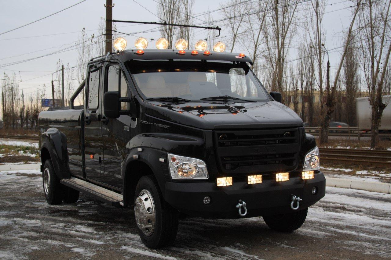 ГАЗ продал свой новый пикап за 3,5 млн рублей