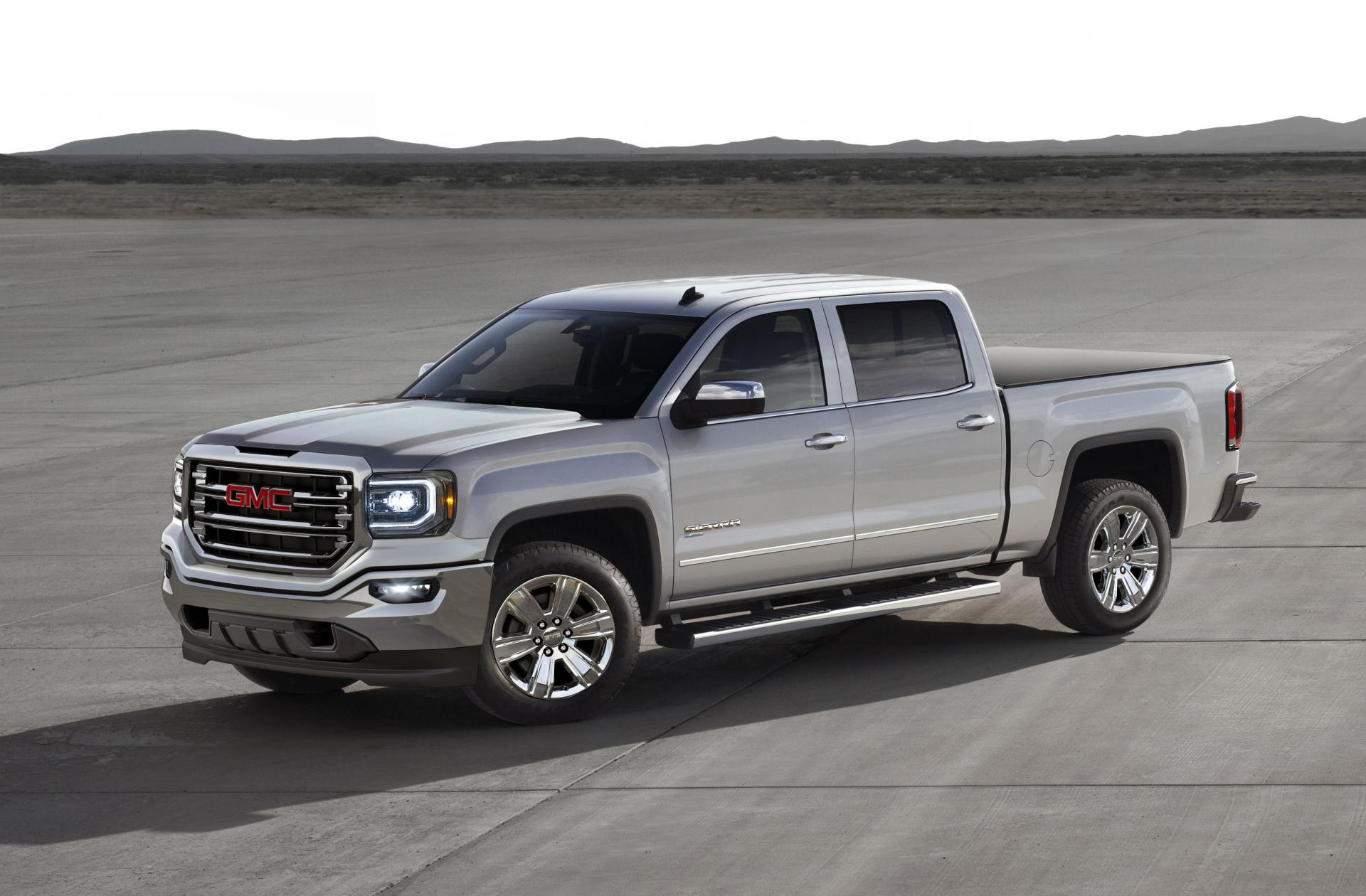 General Motors Sierra eAssist