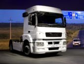 КАМАЗ и Daimler