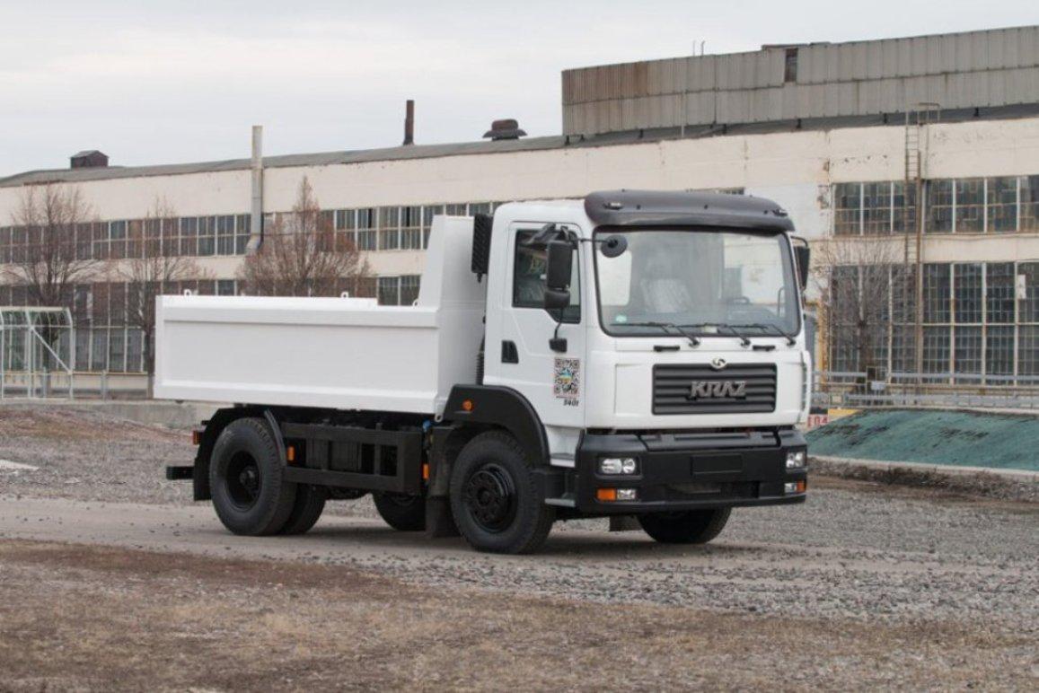 КрАЗ 5401С2