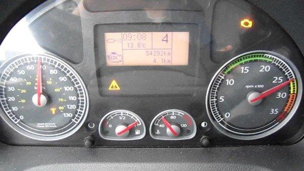 Приборная панель Iveco Evrocargo 75E18