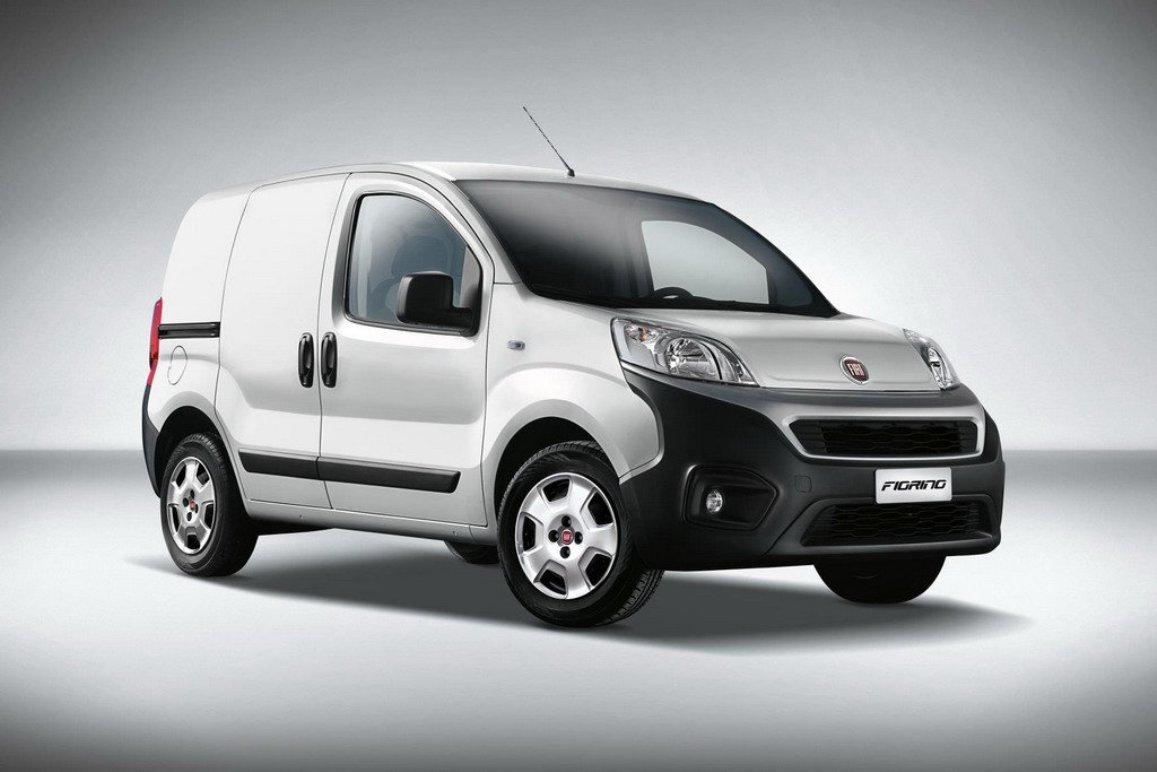 Fiat презентовал обновлённую версию Fiorino