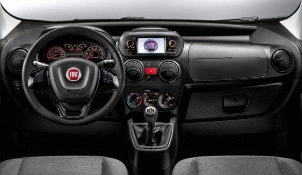 Панель приборов Fiat Fiorino