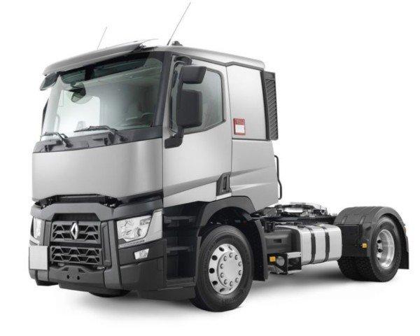 Renault Trucks T-серии, вид сбоку