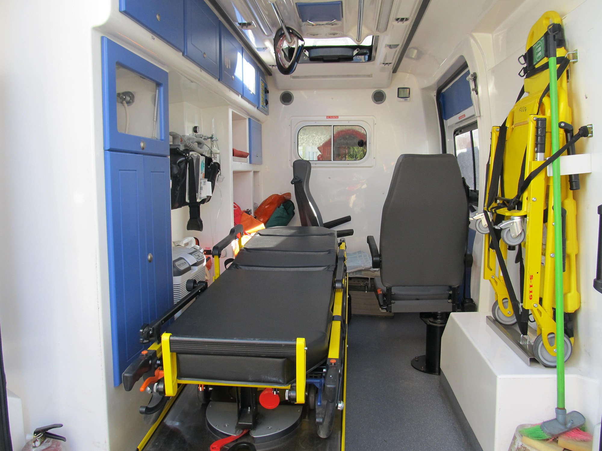 Правила перевозки медицинского оборудования