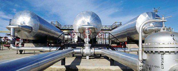 Усинское нефтяное месторождение