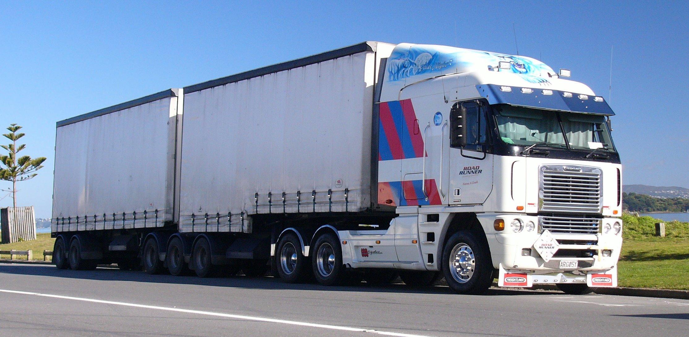 Фредлайнер Аргоси (Freightliner Argosy) — 2014 год, качество и комфорт