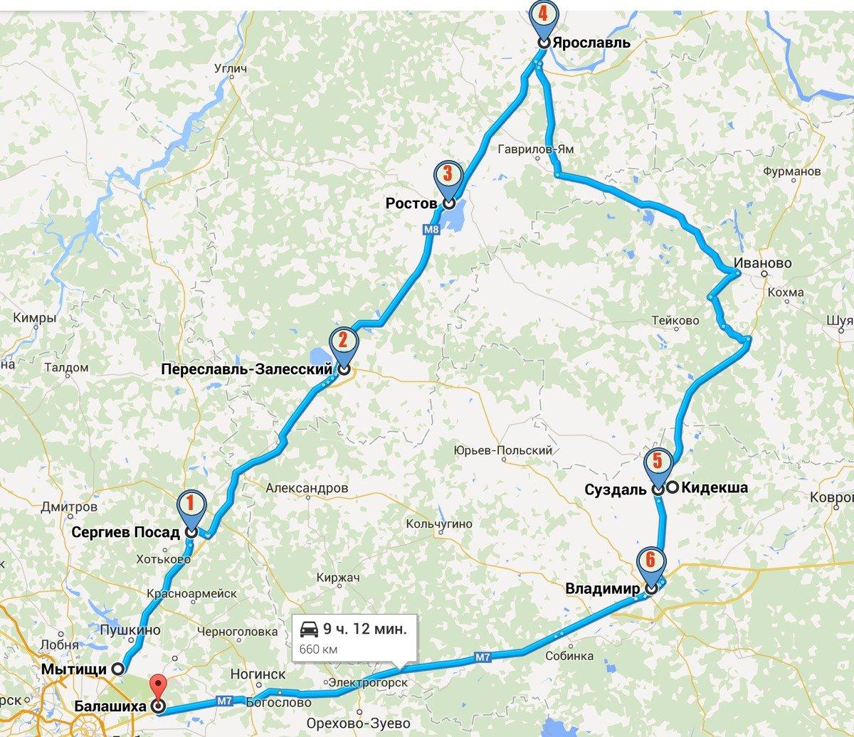Как правильно рассчитать маршрут при автоперевозках
