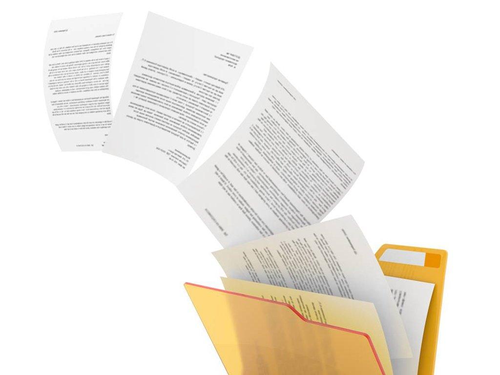 Документы, необходимые при осуществлении смешанных перевозок