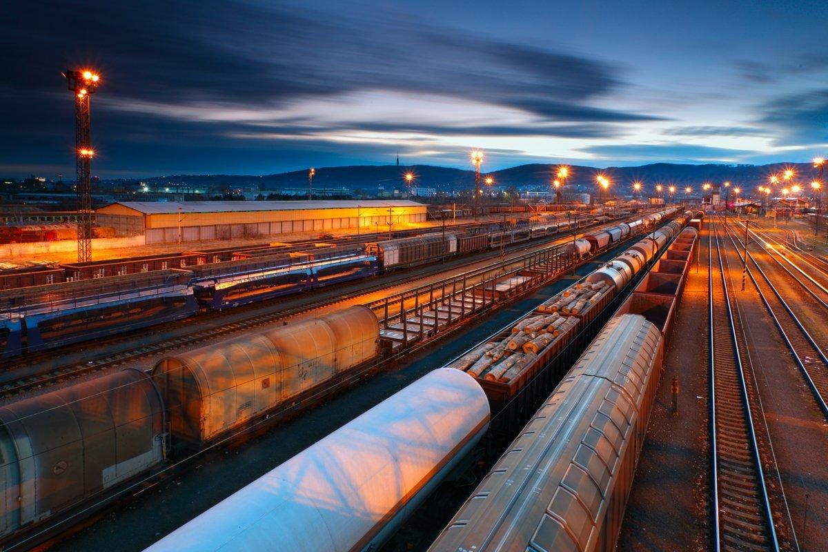 Перевозка грузов из Китая в Россию по железной дороге