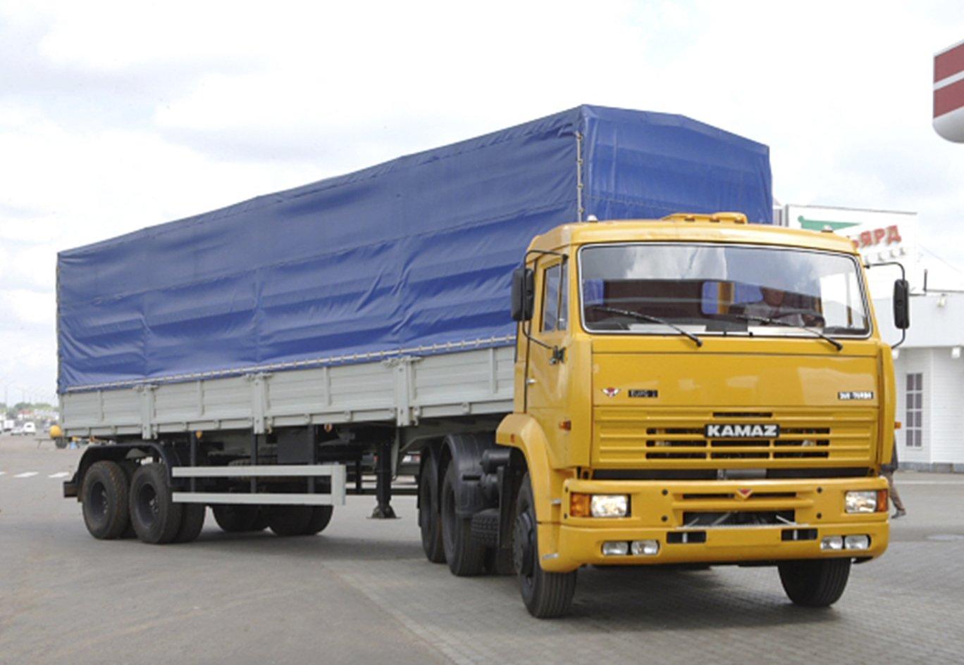 История возникновения грузовых перевозок в России