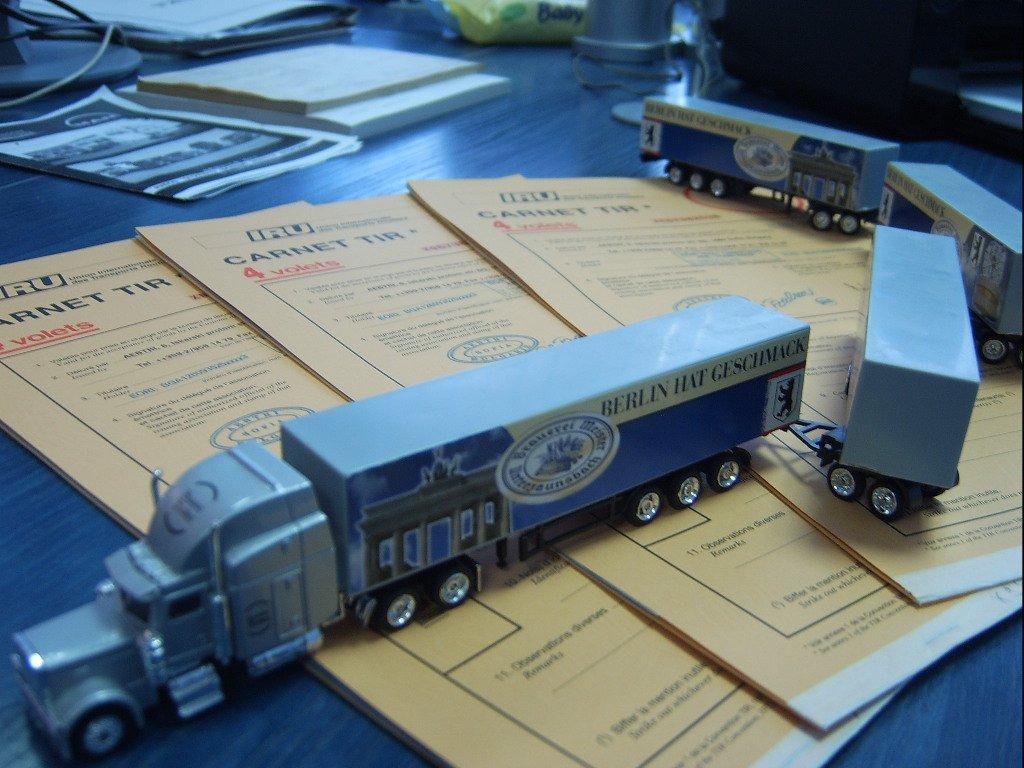 Планирование перевозок грузов