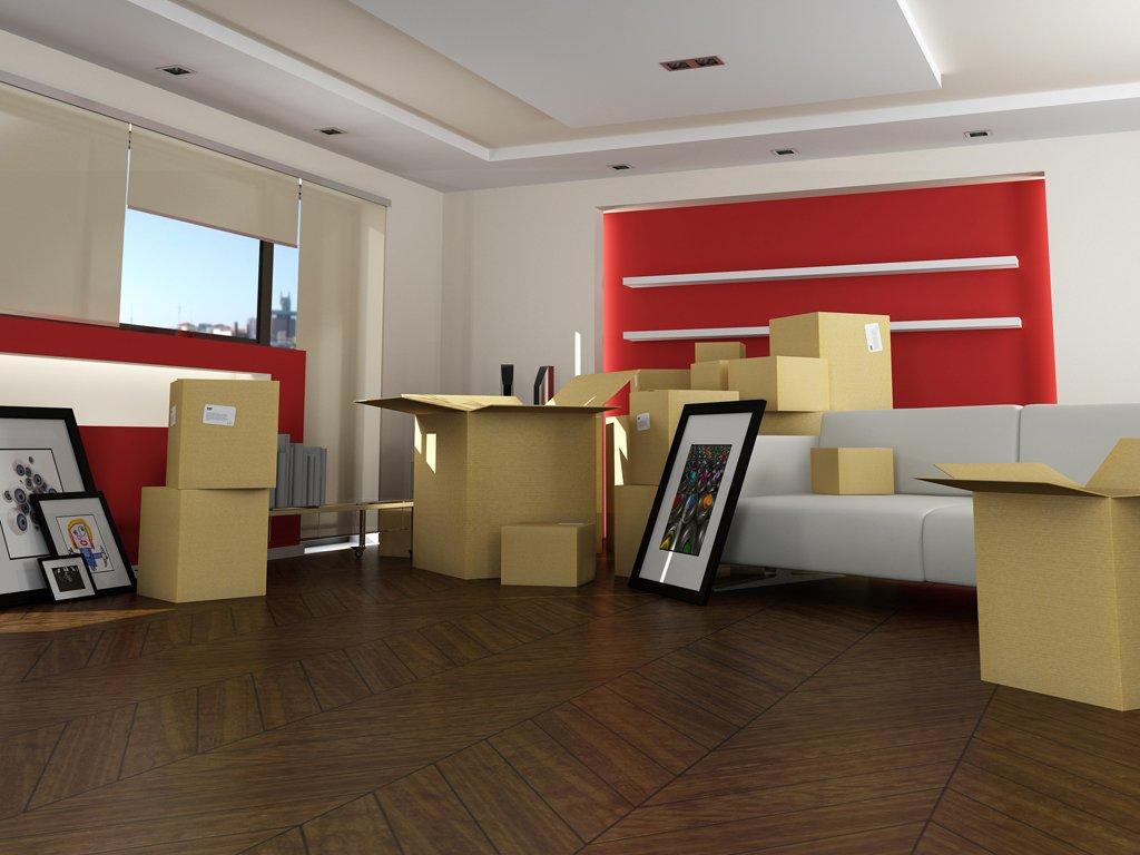 New flat