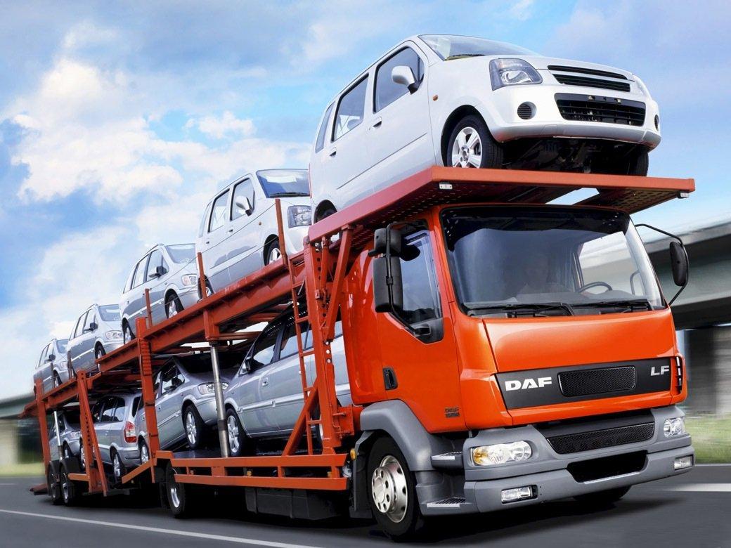 Автовозы, перевозка автомобилей по России