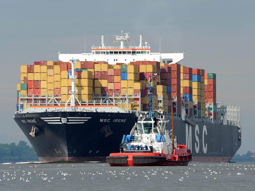 Международные контейнерные перевозки из Китая