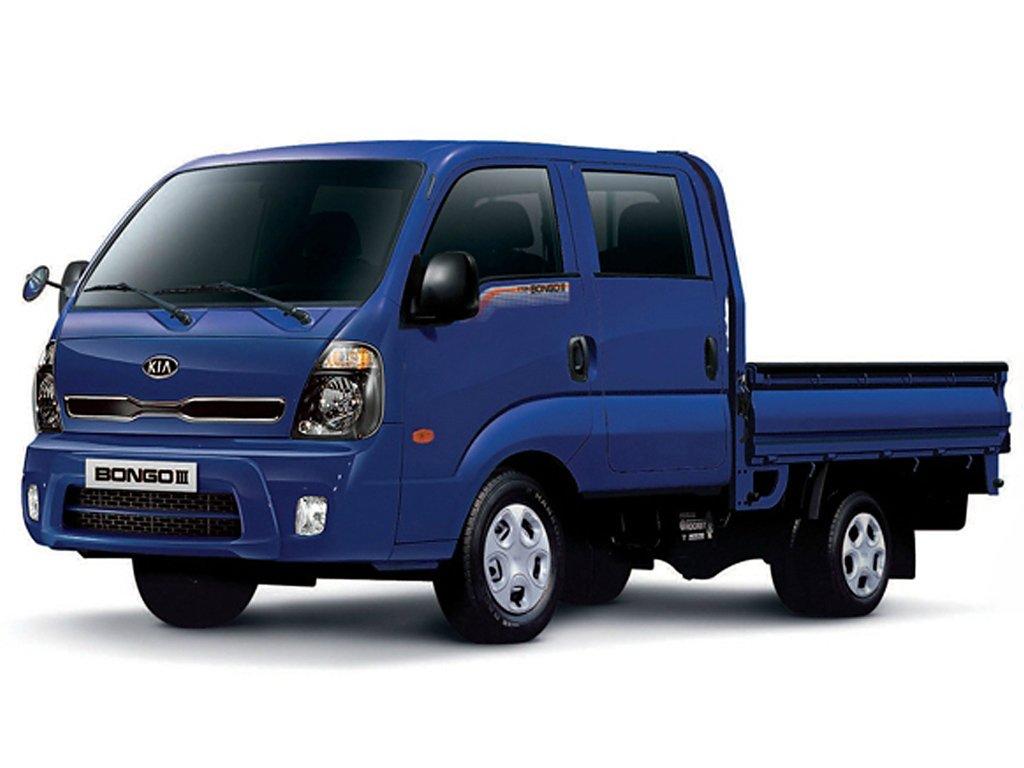 Универсальный корейский грузовик KIA Bongo III