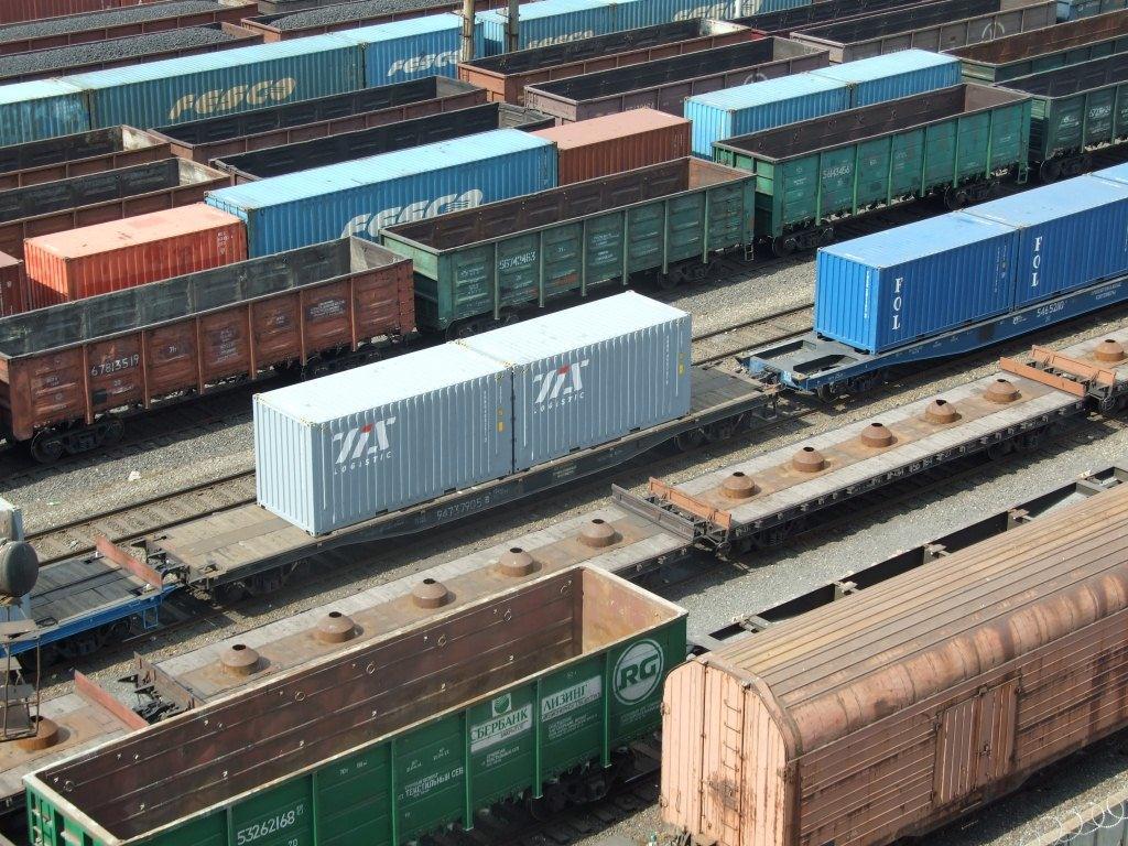 Виды железнодорожных контейнеров для грузоперевозок
