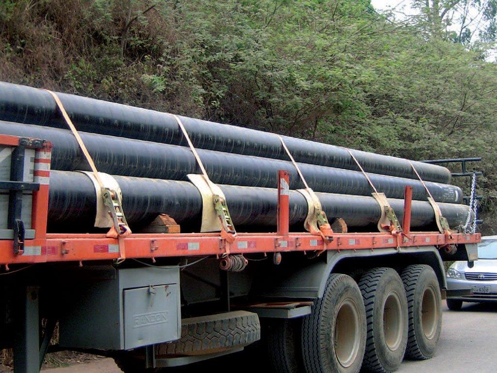 Приспособления и способы крепления грузов
