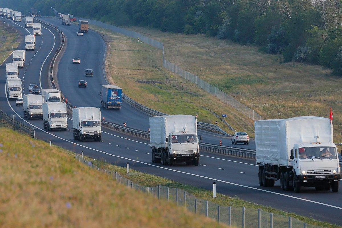 Перевозка грузов через границу