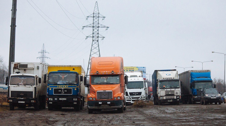 История дальнобойщика: Опасности российских дорог