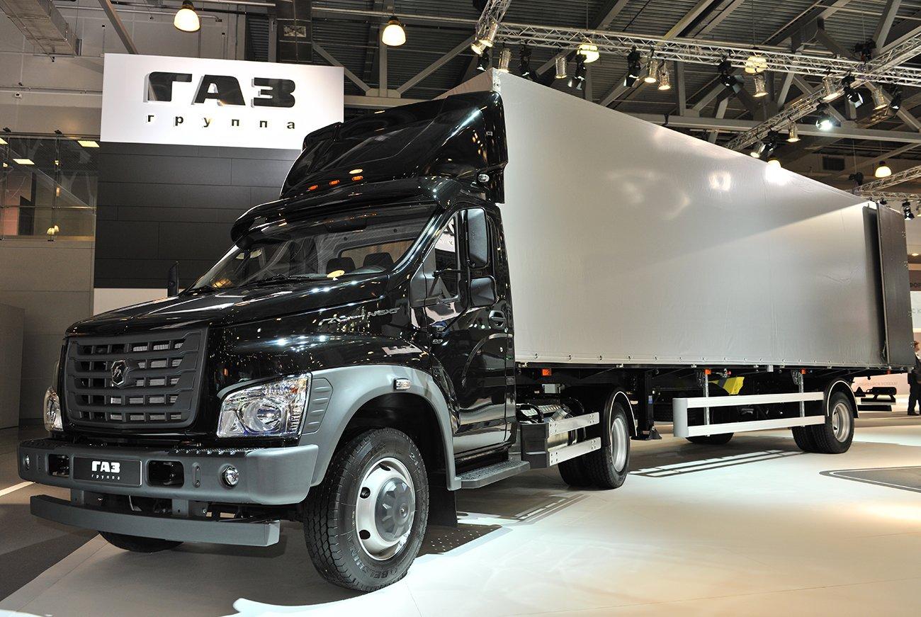 Новый Газон Некст, обзор среднетоннажного грузовика