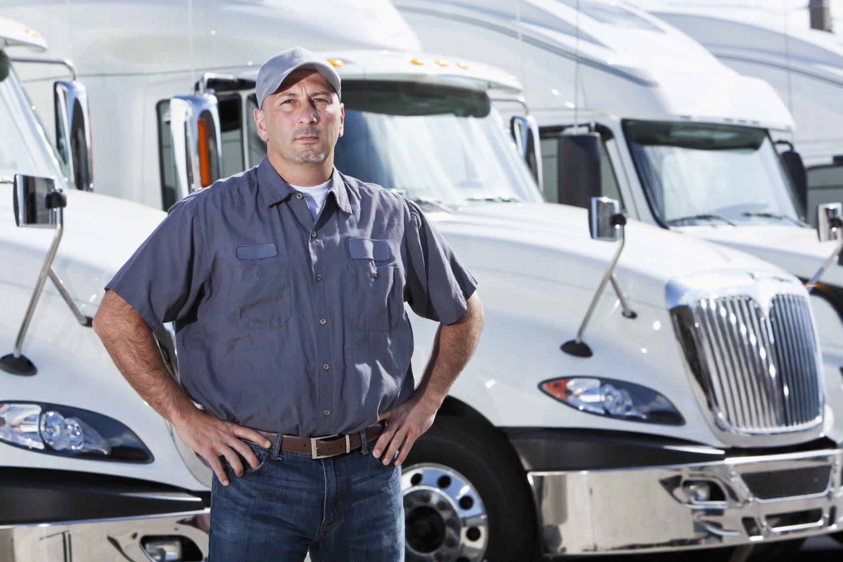 Опасности работы водителя-дальнобойщика: монотонность
