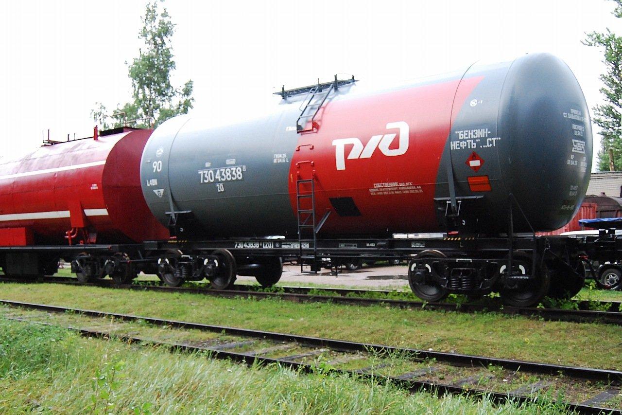 Налив и слив нефтепродуктов в процессе ЖД перевозок