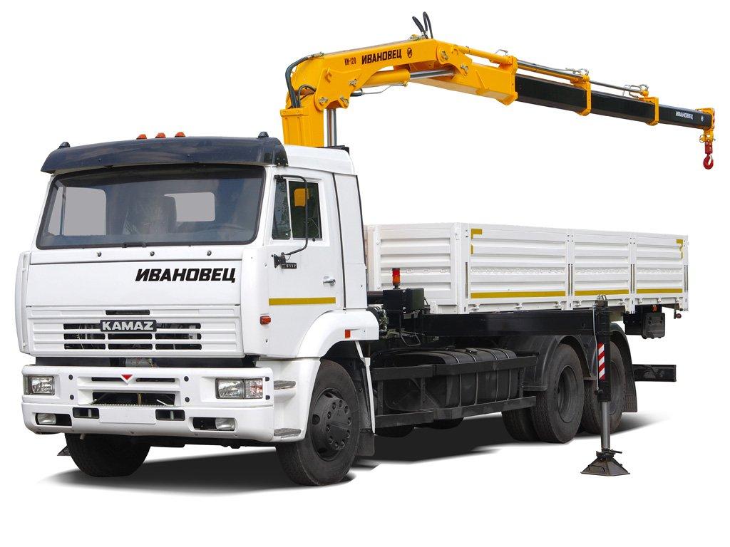 Перевозки грузов с помощью манипуляторов