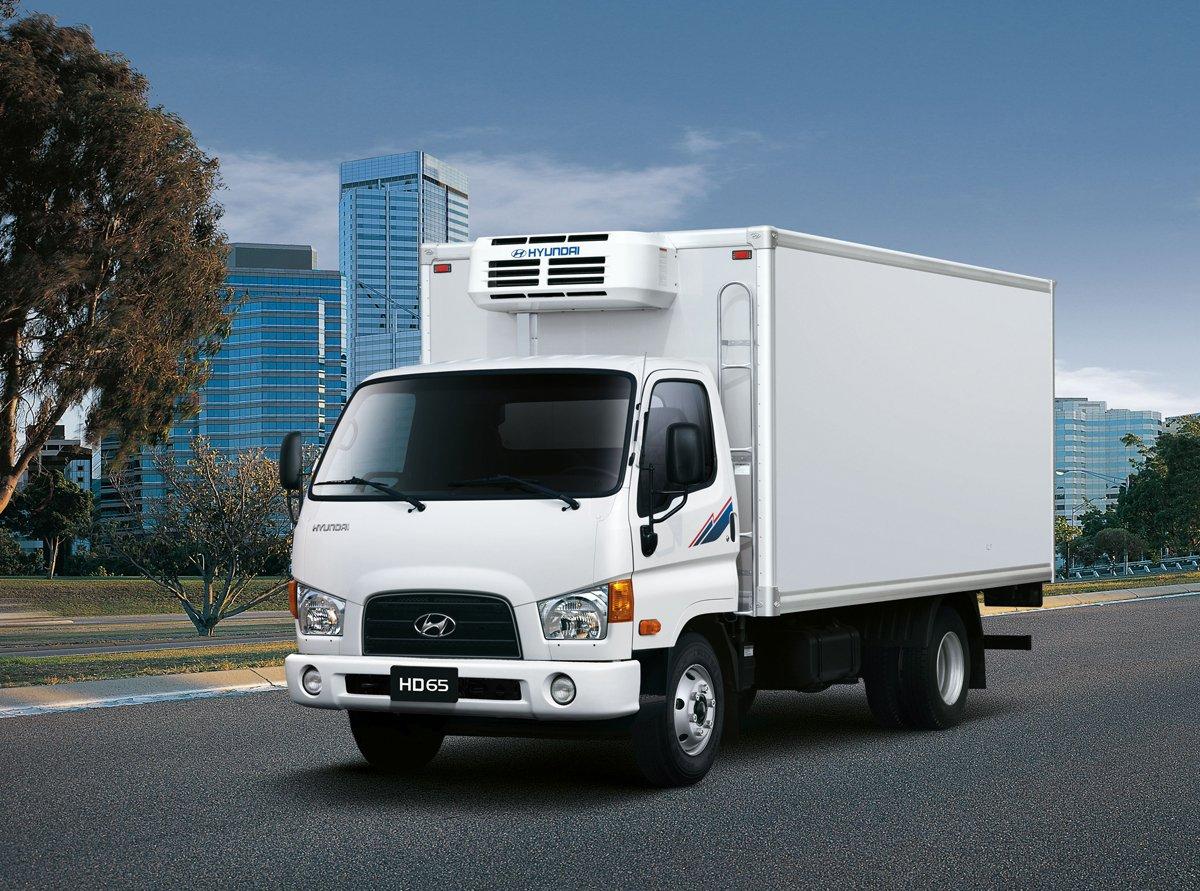Корейские грузовики Хендай. Качество и долговечность