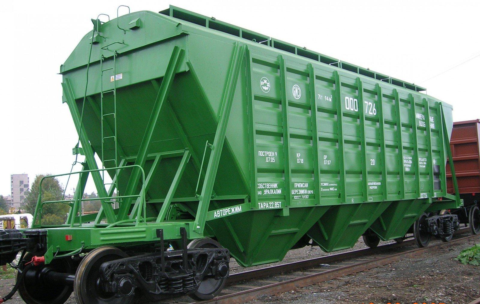 Особенности Ж/Д перевозок отдельных насыпных и навалочных грузов