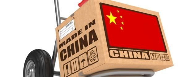 Import goods from China to Russia