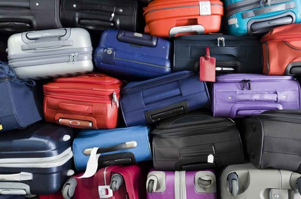 Жидкость в багаже самолёта