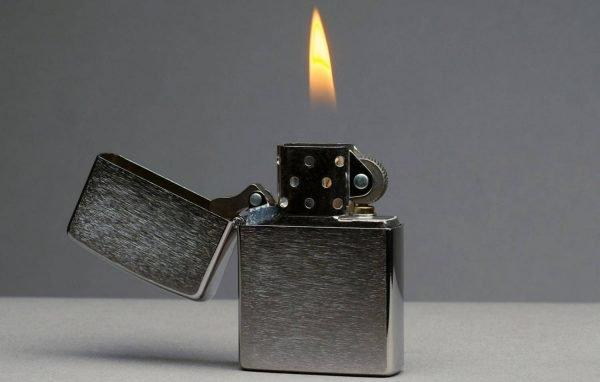 Зажигалка фирмы «Zippo»
