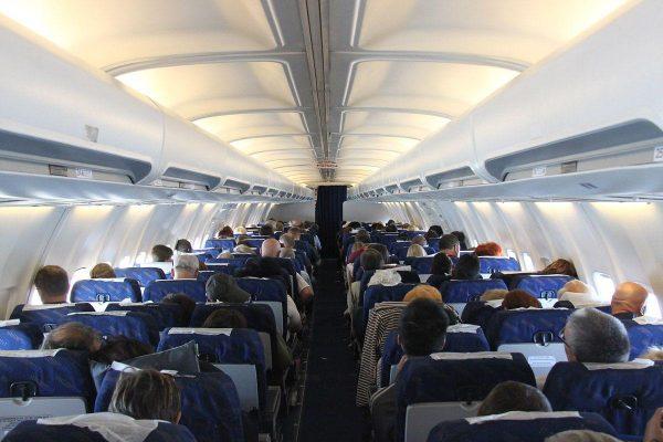 Перевозка зажигалки в самолёте