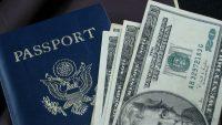 Деньги в самолёте