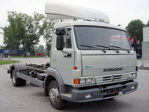 Кабина грузовика КамАЗ 4308