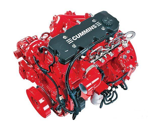 Двигатель КамАЗа 4308