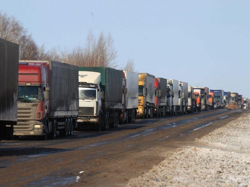 Когда закрывают дороги для грузовиков весной 2019 года