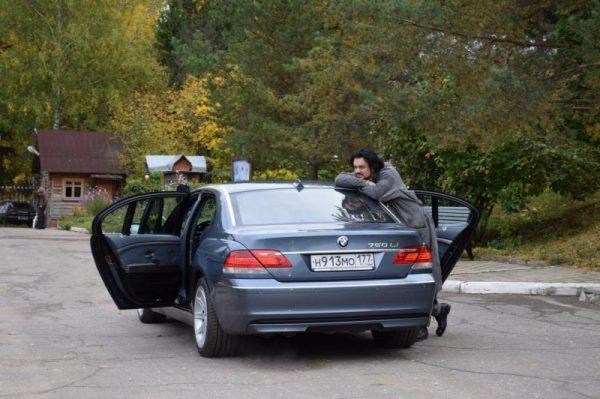 BMW Киркорова