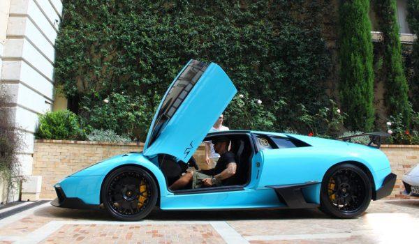Lamborghini Murcielago Тимати
