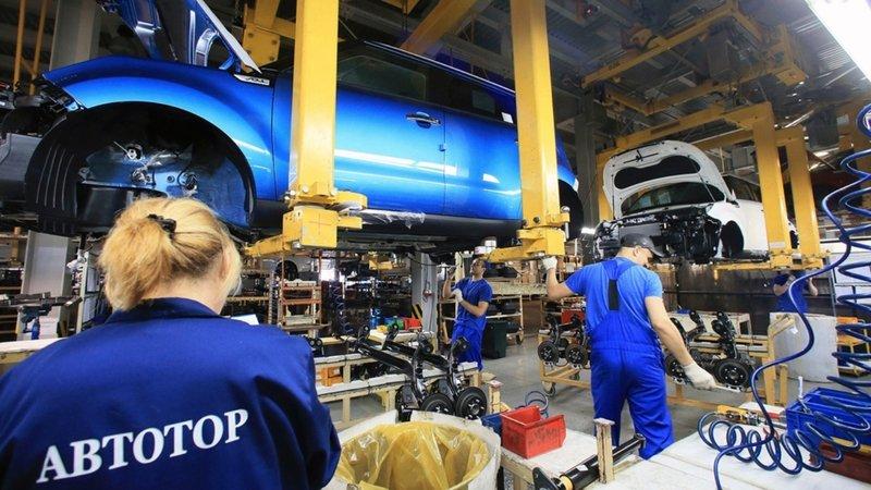 Новый автомобильный завод построят в Калининграде