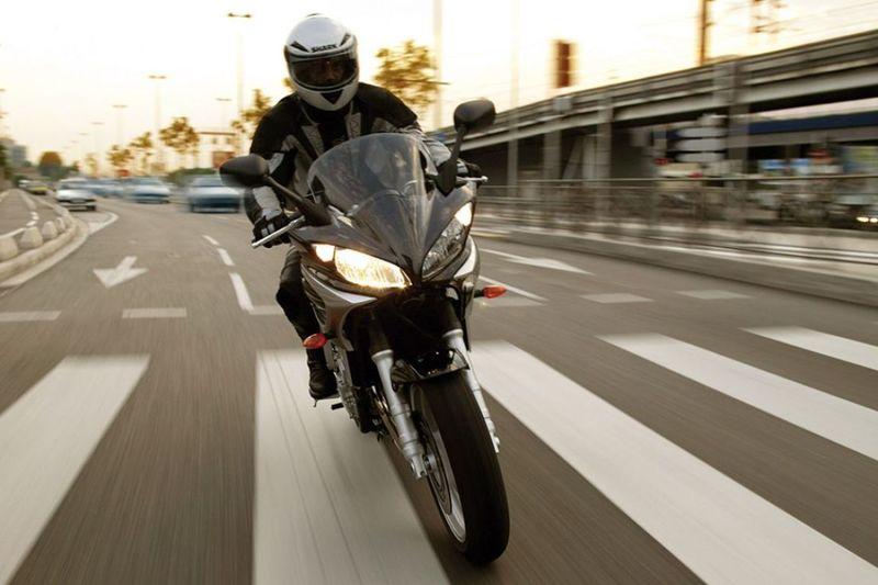 Штрафы по камерам теперь придут и мотоциклистам